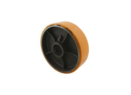 Polyurethane Wheel, 10x3x2.325, Compound 305