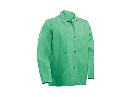 Welding Jacket, Green