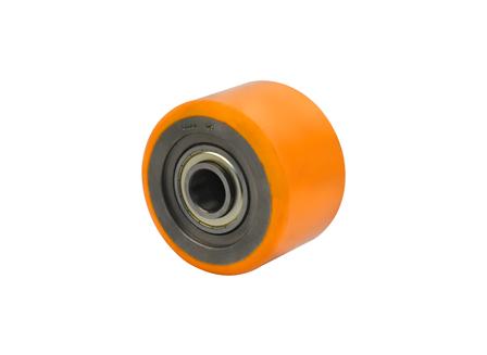 Load Wheel Assembly w/Shoulder Bearings, 6x4.12x3.149
