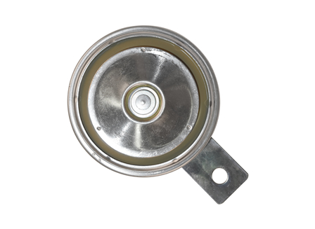 Electronic Horn, Straight Bracket, 24, 36, 48 V, 105 dB
