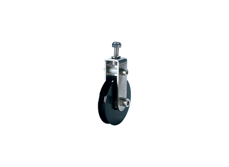 Pulley, 3.1 in. O.D.