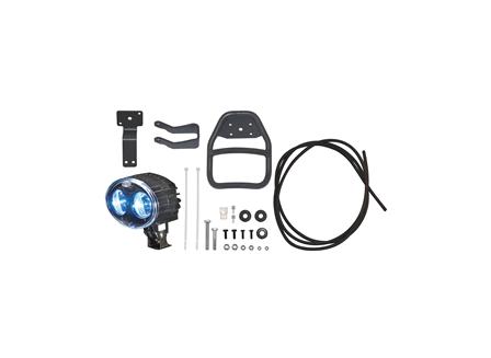 Premium Blue LED Spotlight Kit, C5, Fits Power Unit 1st
