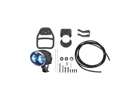 Premium Blue LED Spotlight Kit, C5, Fits Fork 1st, FC, SC, Fits Either Direction