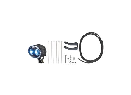 Premium Blue LED Spotlight Kit