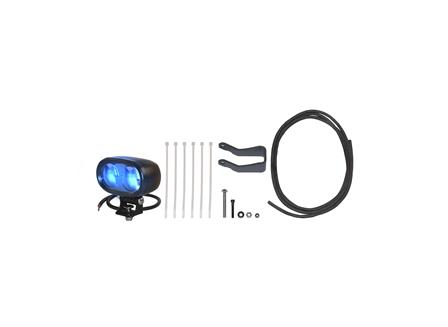 Blue LED Spotlight Kit
