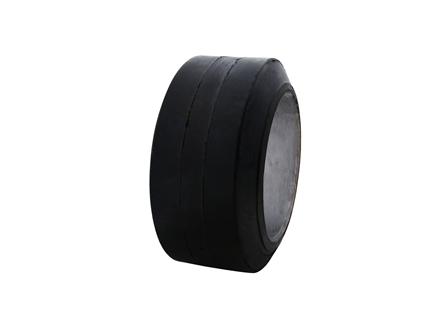 Tire, Fiberglass, 10x5x6.5, Smooth