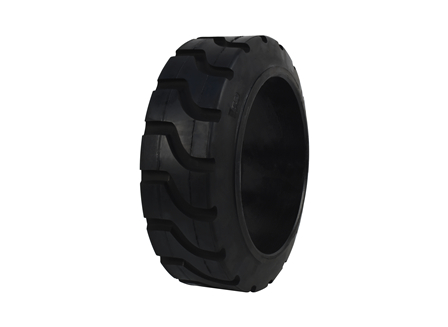 Tire, Rubber, 16.25x6x11.25, Traction