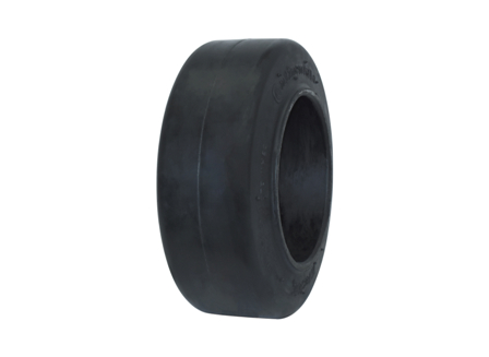 Tire, Rubber, 13.5x5.5x8, Smooth