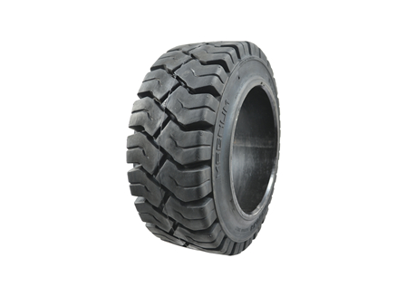 Tire, Rubber, 13.5x5.5x8, Traction