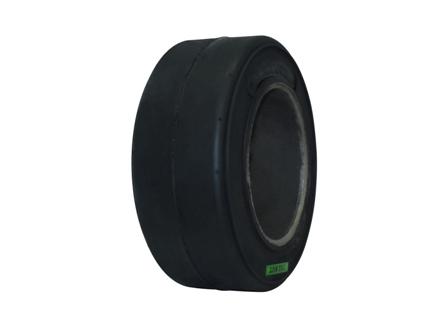 Tire, Walnut, 13.5x5.5x8, Smooth