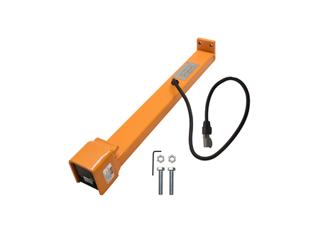 Single Green Laser Guide, Hard Wired, Carriage Mounted