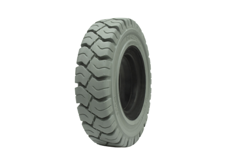Tire, Solid Resilient, 5.00 x 8