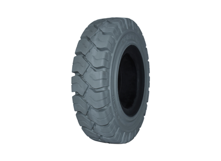 Tire, Solid Resilient, 6.50 x 10