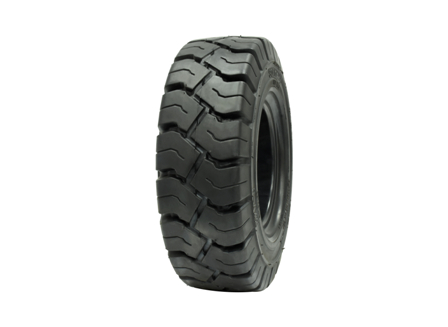 Tire, Solid Resilient, 18 x 7-8