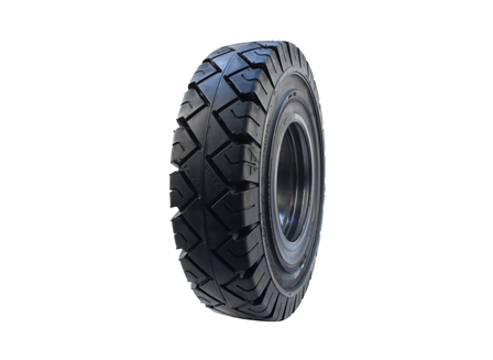 Tire, Solid Resilient, 7.00 x 12
