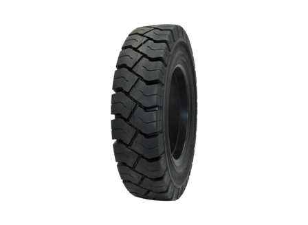 Tire, Solid Resilient, 7.00 x 15
