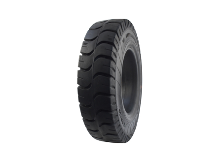 Tire, Solid Resilient, 7.50 x 15