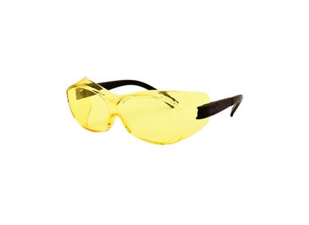 Safety Glasses - Amber Lens