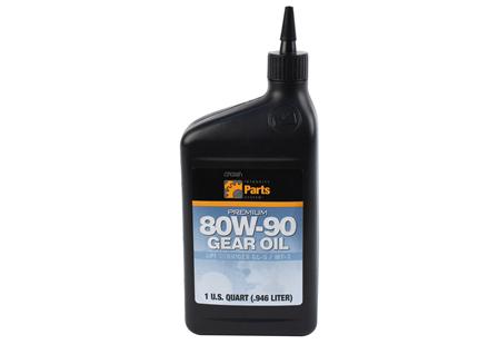 Crown High Performance 80W90 Gear Oil, 1 qt.
