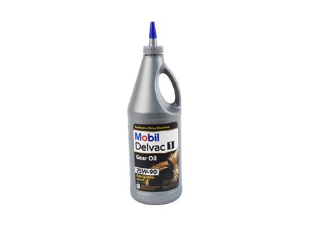 Mobil Delvac 1 75W-90 Synthetic Gear Oil