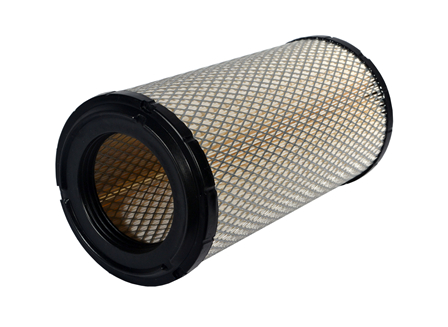 Air Filter, Outer, Radial, Fire Retardant