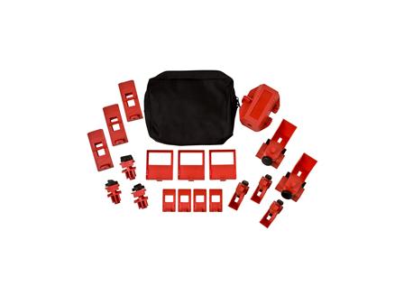 Breaker Lockout Pouch Kit
