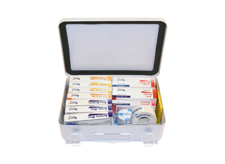 Cintas® Metal First Aid Kit