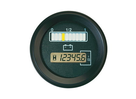 BDI, Hour Meter, 24 V - 36 V
