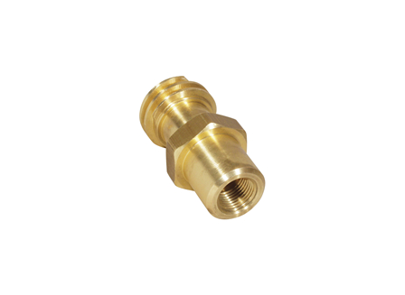Connector, LPG, Male