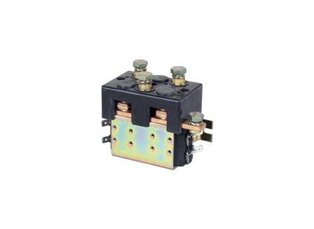 Contactor, Single Input Forward-Reverse, 24 V