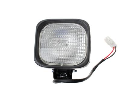 Head Lamp, 12 V