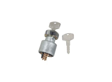 Ignition Switch, Key