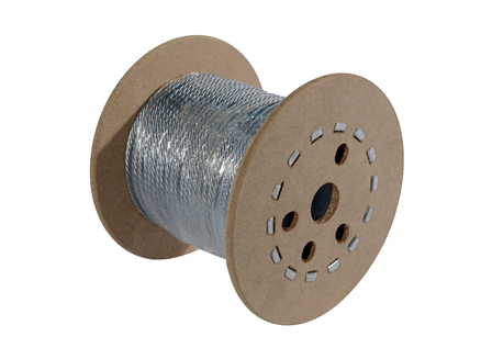 Aircraft Cable, Galvanized Steel