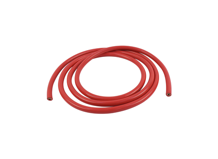 Power Cable, 12 ft., Gauge: 3/0, Red