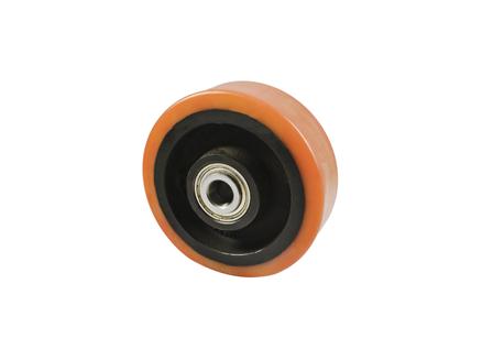 Polyurethane Wheel Assembly, 5.91x2.36