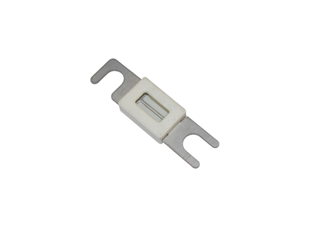 Fuse Strip w/Housing for Battery Powered Vehicles, 80 V, Fast Acting, 60 mm x 11 mm, 160 A