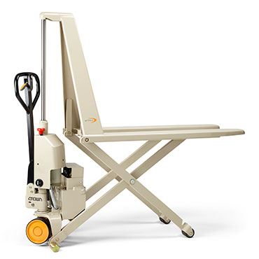 PTH 50 Hand Pallet Jack 2200 lb with Powered Scissor Lift