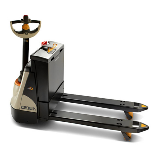 WP 3035-45 Electric Pallet Jack 4500 lb